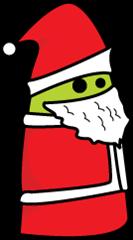 santa-green