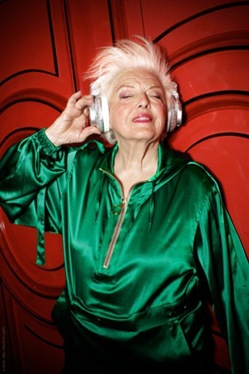 Ruth Flowers - The Oldest Dj in the World 01