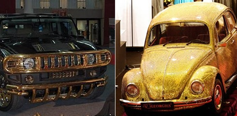 10 Absolutely incredible bling-bling vehicles  06