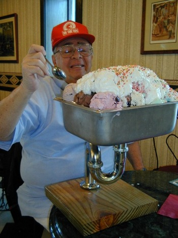 Kitchen Sink Sundae in Medina, Ohio