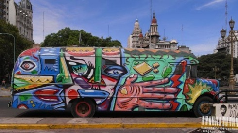 Graffiti_bus
