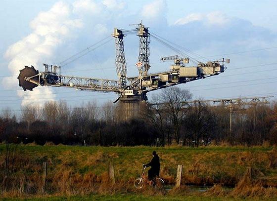 World Biggest Digging Machine by Krupp 06