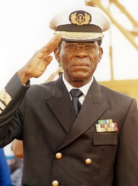 Teodoro Obiang Nguema Mbasogo