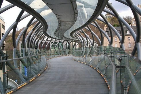 New-footbridge-in-Edinburgh