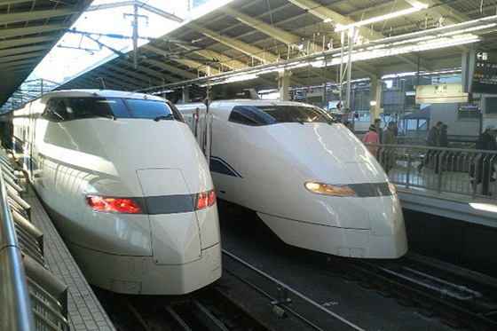 Kawasaki Bullet Train
