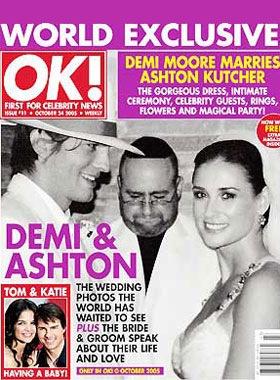 ashton-Kutchers-Wedding-Photos