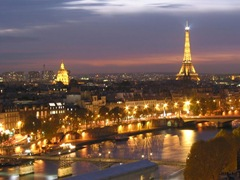 Paris-Skyline-at-night