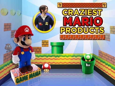 Craziest Mario products 00