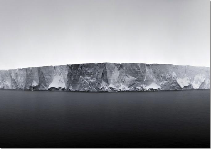 davidb burdney -antarctica giant tabular iceberg