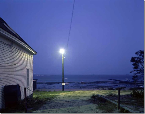 joel meyerowitz - Dusk Provincetown  1976