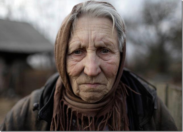 Lida Masanovitz de 74 años(Markosian Diana - Imágenes Redux)