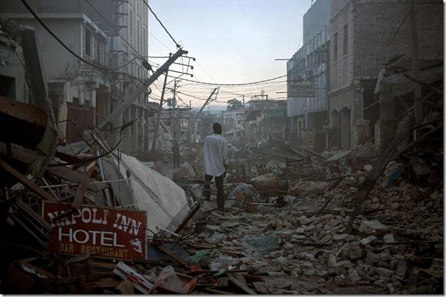 HAITI QUAKE 5