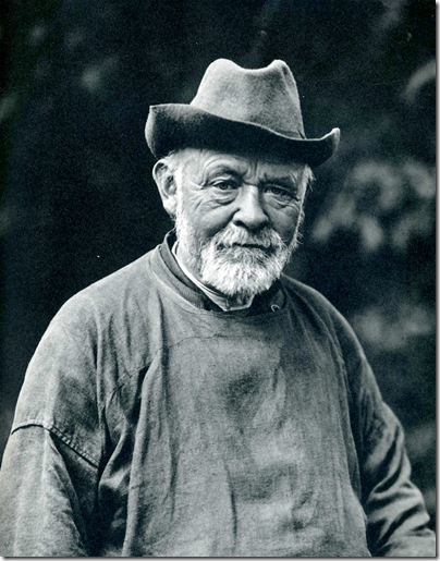 August Sander  - campesino 2