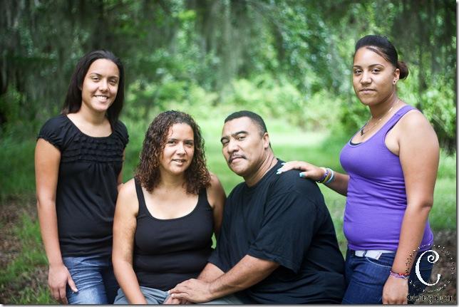Zairy's Family
