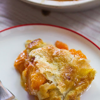 Apricot Breakfast Pie