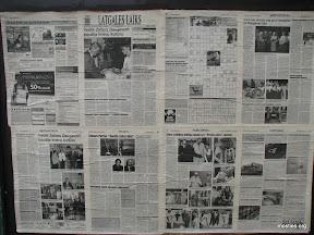 Var palasīt avīzes