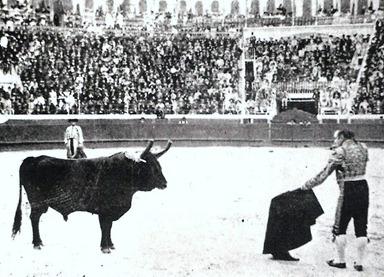 Mazzantini toreando Lisboa 17-07-04 Entrando a matar 001