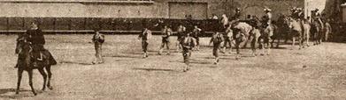 Mazzantini toreando 1899-04-23 Beziers Paseillo (2)