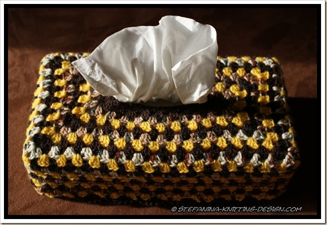 Granny tissues box