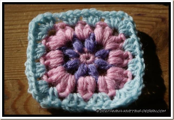 Granny flower - variante 2