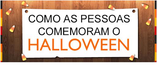 Como pessoas de diferentes idades comemoram o Halloween