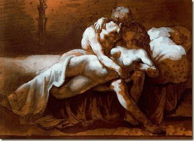 el-beso-Géricault