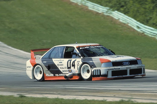 Audi 90 Quattro Turbo. To me still one of the most