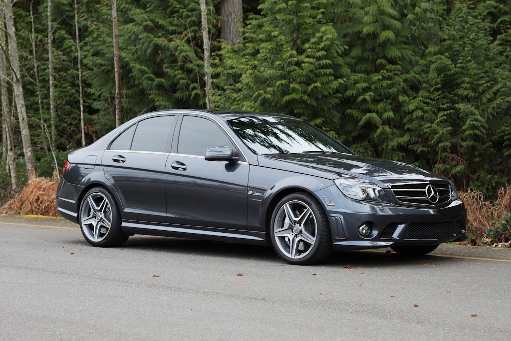 Photos 2010 Steel Grey C63 With 35 Formulaone Classic