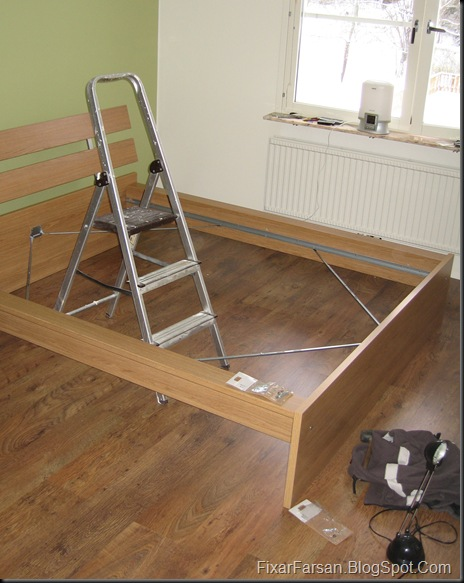 Renovera Sovrum (Master Bedroom) i Hotellstil FixarFarsan