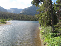 Two Medicine Lake Photo