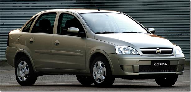 Chevrolet Corsa Sedã 1.4 Premium 2010