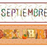 Septiembre, octubre