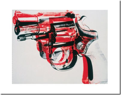 warhol gun