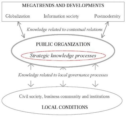 public organization management