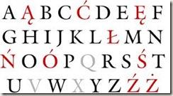 alfabeto polaco