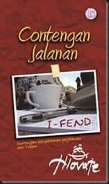 Contengan Jalanan I-Fend Book Cover