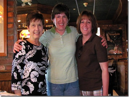 Visit with Frances Allen and Kathy Huryk