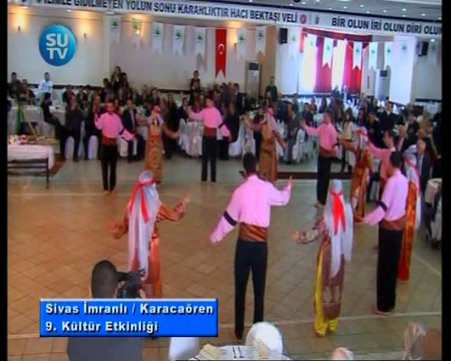 Sivas İmranlı Karacaören Sosyal Dayanışma ve Kültür Derneği Etkinliği Yapıldı! ...  İzlemek için lütfen filime tıklayınız...