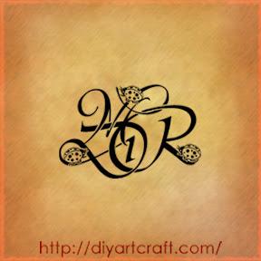 Per Tre Maiuscole Intrecciate SCG Tatuaggio Tattoo Diyartcraft
