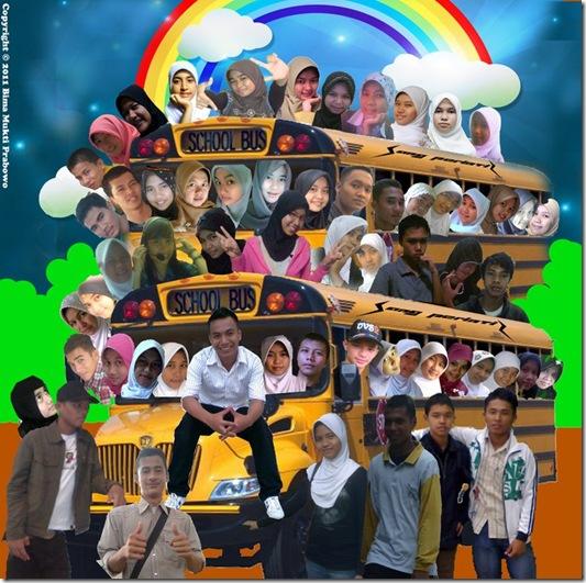 Alumni SMAN Pintar (Sang Perintis) Dalam Gambar (Kreatifitas)