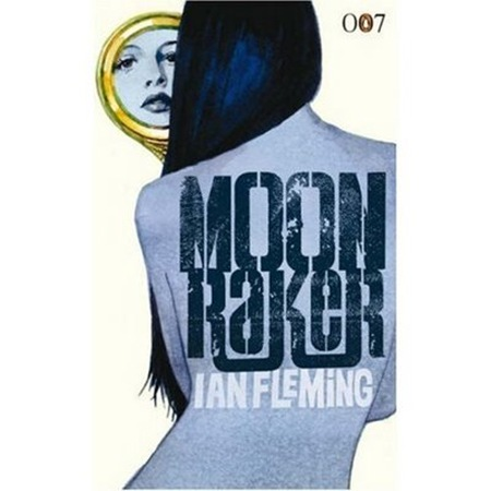 James Bond Capa - Moonraker