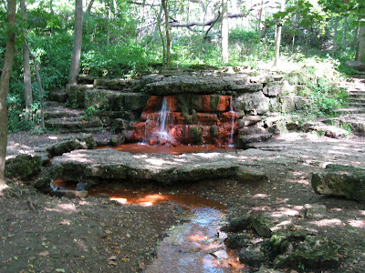 The Yellow Springs