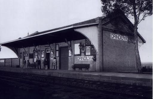 Estação de Orindiuva