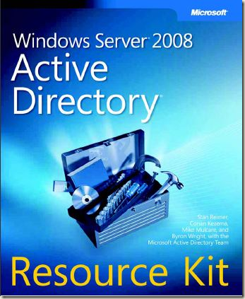 MS Press - Windows Server 2008 Active Directory Resource Kit (2008)
