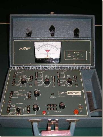 AMF_Analog_Computer