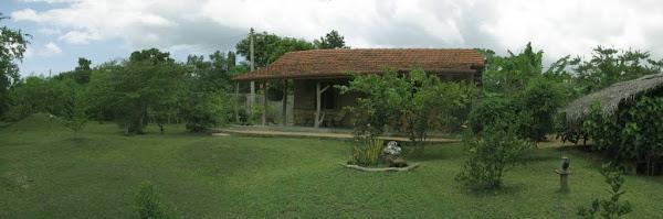 Kalametiya Bird Sanctuary Sri Lanka Hotel Review and Video - Taragala Place Mati Gederas