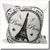 CSN Paris Pillow