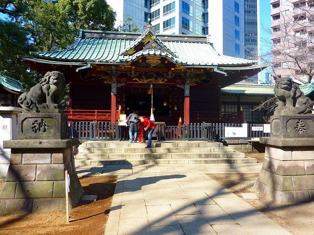 金王八幡神社