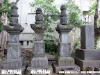 秋月藩・黒田家縁戚の高鍋藩・秋月家墓所、四之橋光林寺