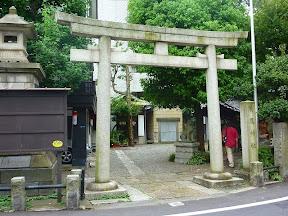 広尾稲荷神社